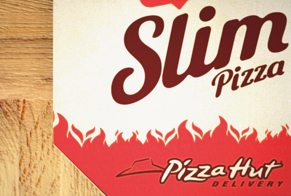 Pizza Hut / Slim Pizza