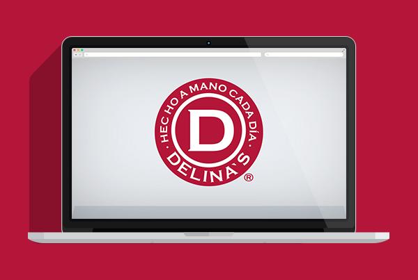 Delina's / Web