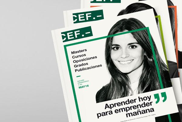 Catálogos CEF