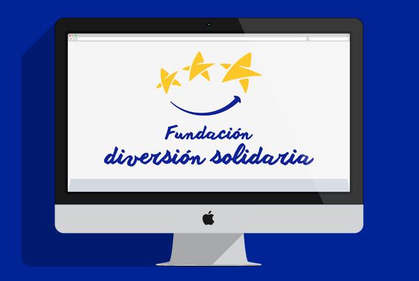 Fundación Diversión Solidaria / Web